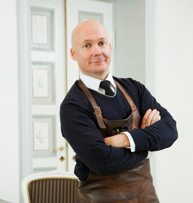 Pekka Kulmala valittiin Vuoden Kultasepäksi