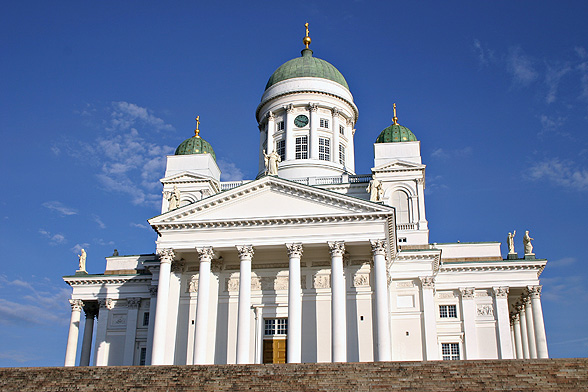 Vihkipaikkatarina: Helsingin tuomiokirkko
