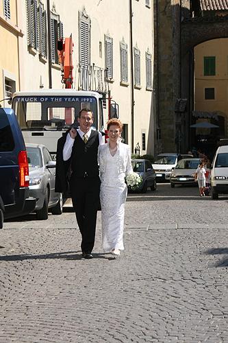 Naimisiin ulkomailla – Unelmahäät Toscanassa