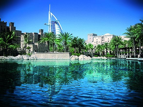 Häämatka eksoottiseen Dubaihin