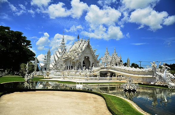 Häämatkalle elämysten Pohjois-Thaimaahan
