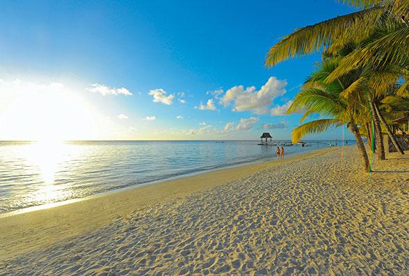 Helin vinkit Mauritiukselle matkaaville