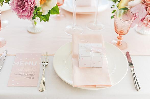 Printtaa romanttinen menukortti ja vieraslahjarasia