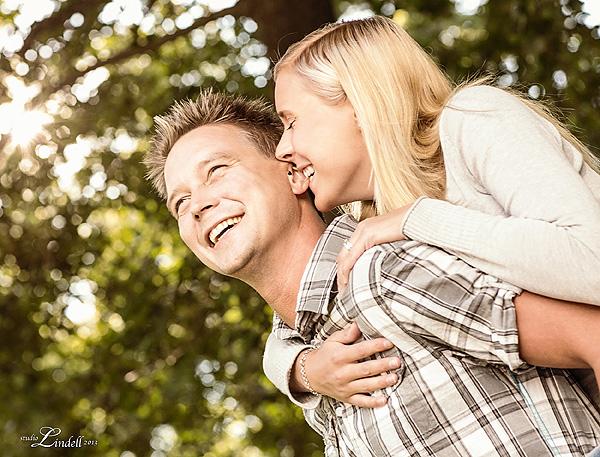 Kuvauksen kenraaliharjoitus - Happy Couple -kuvaus
