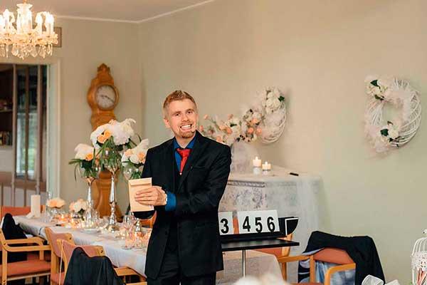 Suomen ihanimmat häät? Klassiset häät Furuvikin kartanossa