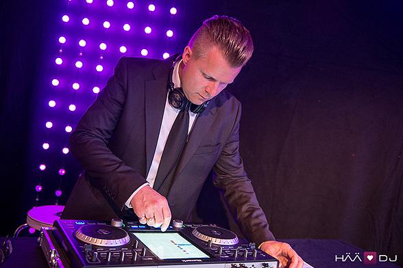 Musiikki häissä — DJ:llä avaimet tunnelman luomiseen