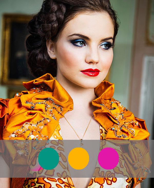 Get the look: Uskalla rakastua väreihin!