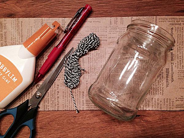 Lasipurkeille helppo DIY-projekti!