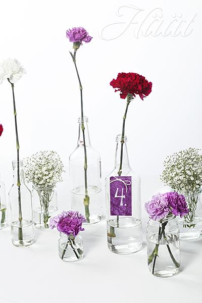 Loihdi lasisen kauniit pöytäkoristeet kierrättämällä
