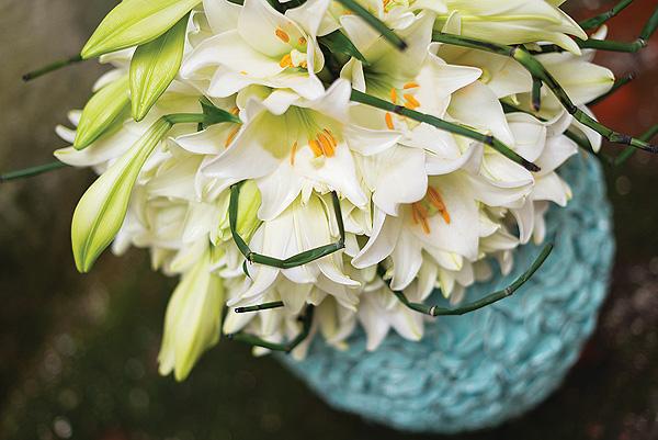 Viisi vinkkiä häiden kukkakoristeisiin
