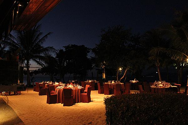 Häät ulkomailla: rakkauden hiekkaa Koh Samuilla