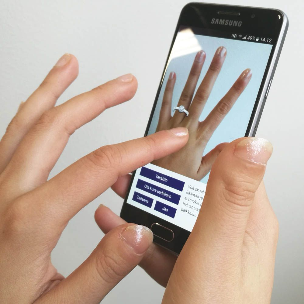 Kohinoor-app mobiilisovellus