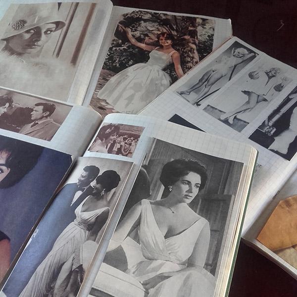 Äidin vintageleikekirjat inspiroivat Aurora Raiskista