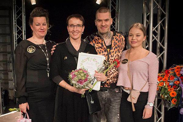 Aito työnilo siivitti voittoon Vuoden Hääyritys 2016 -kilpailussa