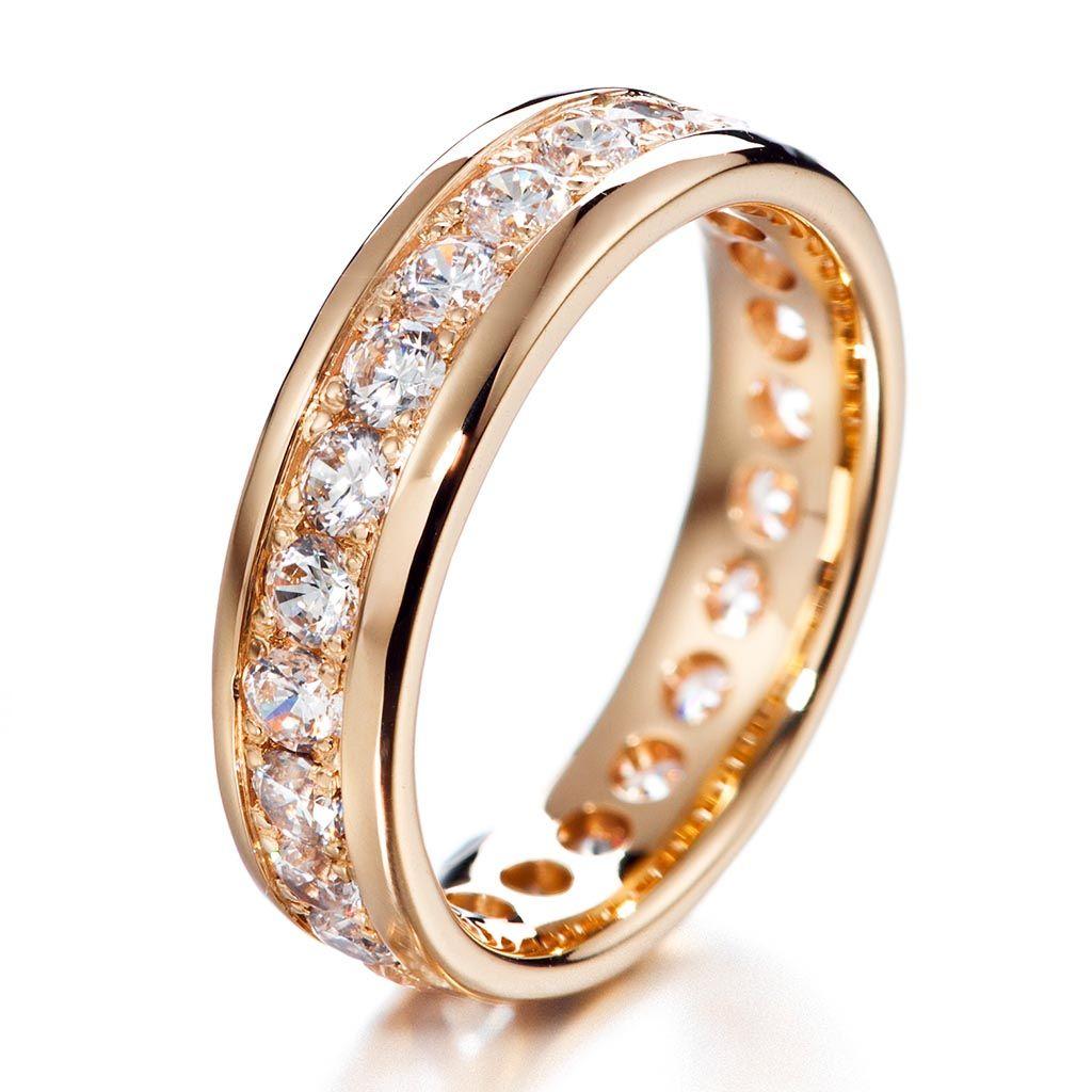 Allianssi-timanttisormus – Kultasepät Andreasen