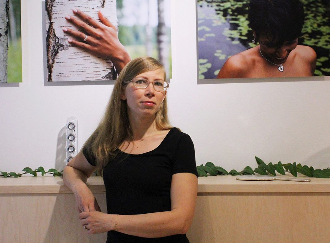 Kultaseppä Anneli Aaltonen, Papaja