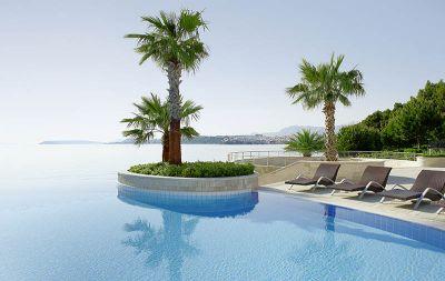 Le Meridien Lav -hotelli Kroatia