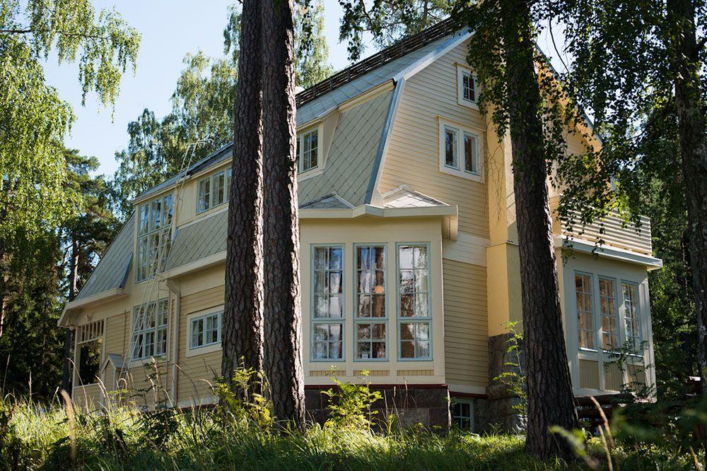 Villa Frosterus Espoo