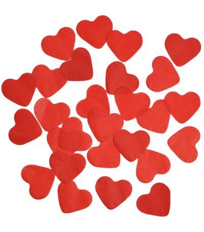 Sydän-konfetti