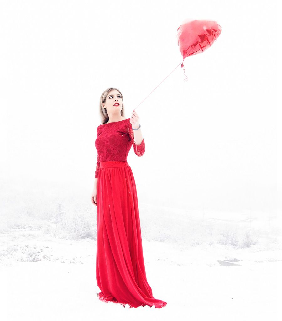 punaiset talvihäät
