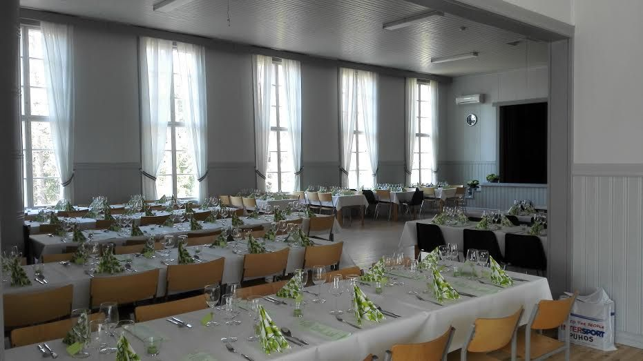 Etelä-Suomen edullisimmat juhlatilat – Ljungborg