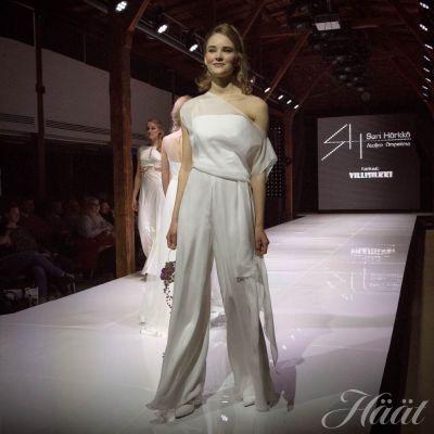 Mennään naimisiin häämessut 2018 - Sari Hörkkö