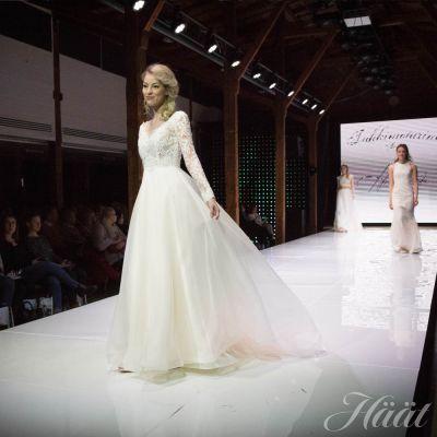 Mennään naimisiin häämessut 2018 - Tuhkimotarina