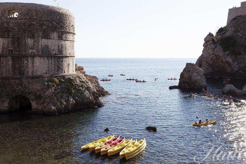 Dubrovnik - Kroatian häämatka