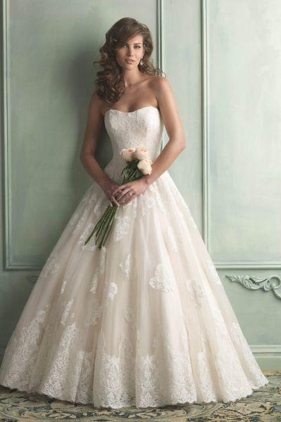 Allure Bridals hääpuku 9121
