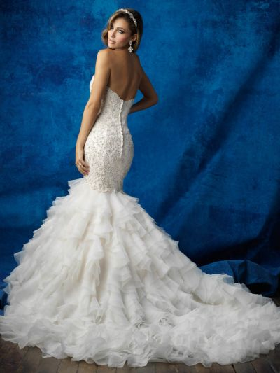 Allure Bridals 9355