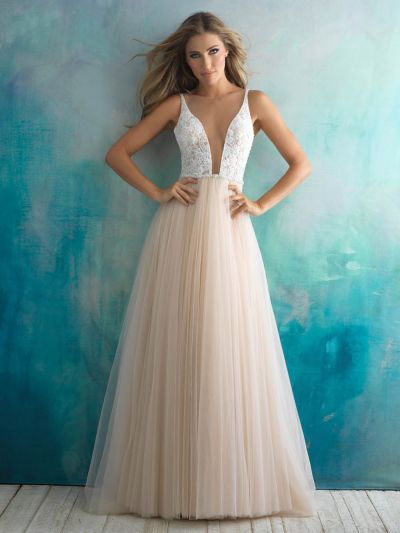 Allure Bridals 9500