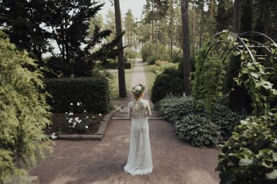 Villa Furuvik styled shoot
