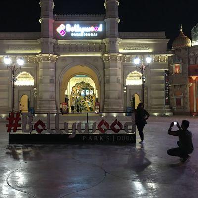 Teemapuisto Bollywood Parks Dubai