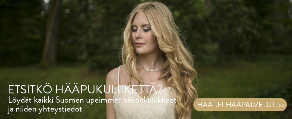 Häät.fi Hääpalvelut hääpukuliikeet