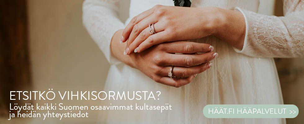 Häät.fi Hääpalvelut kultasepät