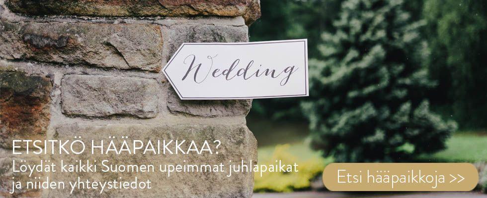 Hääpalvelut Häät.fi juhlapaikat