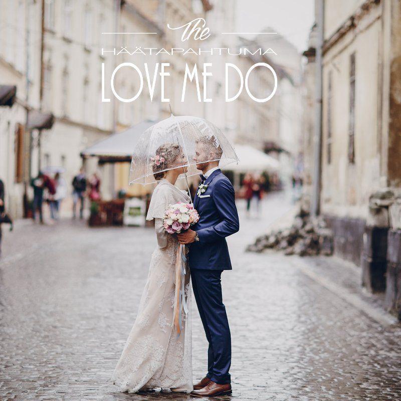 Love me do -häämessut Autumn 2018