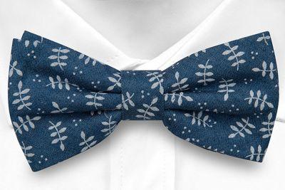 Sininen solmuke Tie Room