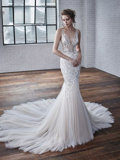 Badgley Mischka Bride hääpuku Coco