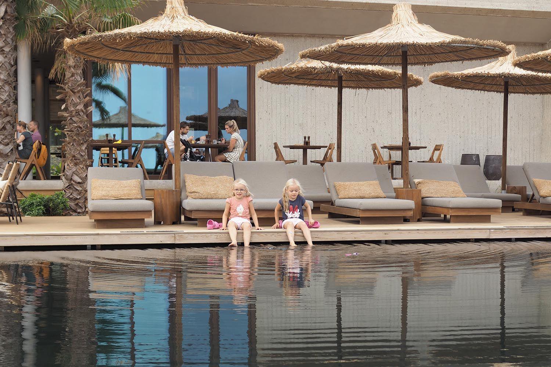 Romanttinen ja rento häämatka lasten kanssa Kreetalla Välimerellä