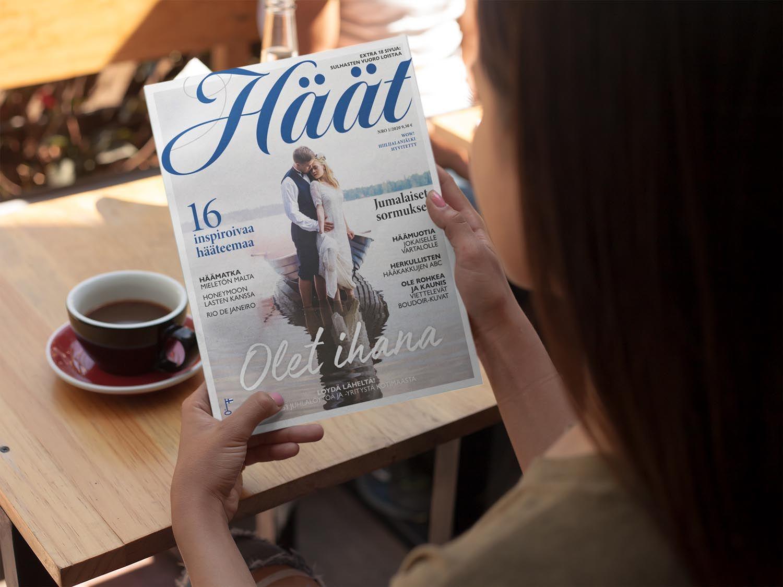 Häät-lehti 1/2020 tammikuussa 2020