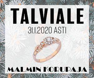 Malmin Korupaja Talviale 31.12020 asti