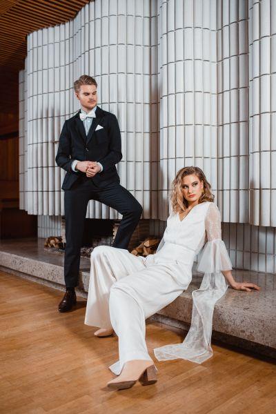 Laura Hyvi Bridal Kestävät häät