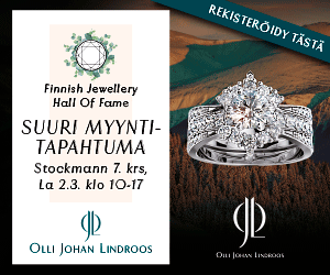 Finnish Jewellry Hall of Fame OJL