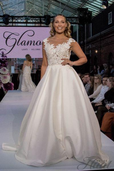 Glamour Lahti-Helsinki Mennään naimisiin -messut 2019
