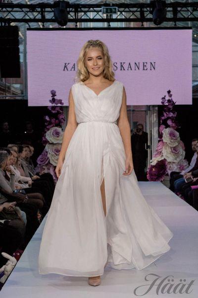 Katri Niskanen Mennään naimisiin -messut 2019