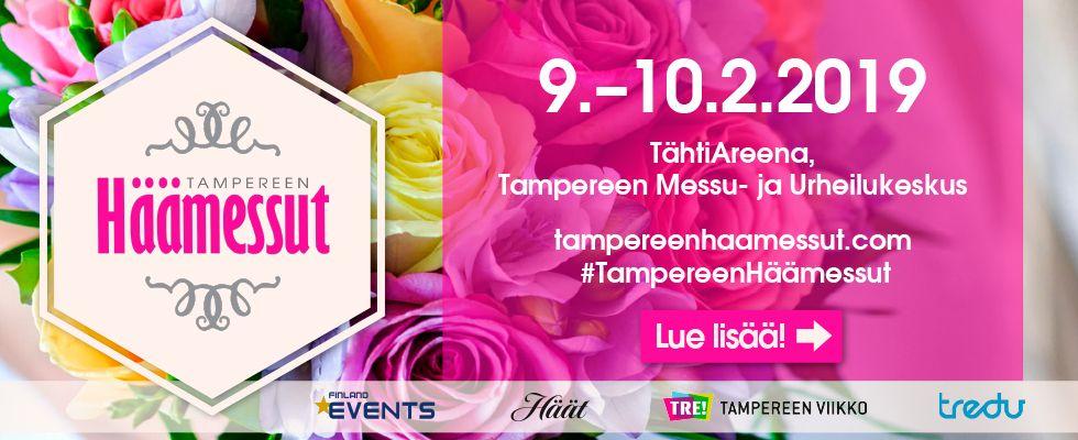 Tampereen Häämessut 9.-10.2.2019