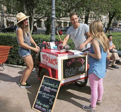 street foodia häihin