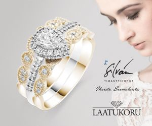 Laatukoru – Silván timanttikorut. Ikuista. Suomalaista.