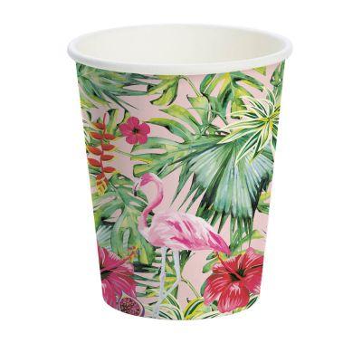 Duni Aloha Floral paperimuki